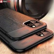 Coque Case For iPhone 11 Luxury Silicone Cover On Funda Pro MAX 2019 Soft TPU Bumper