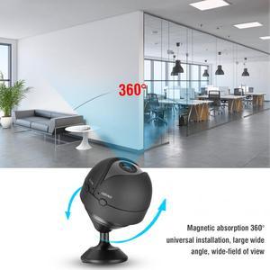 Image 5 - 1080P Wifi Mini Camera HD Real Time Video Micro Cam Secret Night Vision Wireless IP Remote Small Magnetic Camcorder Camara Espia