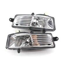 цена на Car LED Fog Lamp Front Bumper Fog Light for A6 C6 Avant 2009 2010 2011 4F0 941 700A Car Light 4F0941699A 4F0941700A