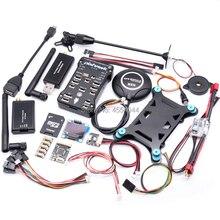 цена на Pixhawk 2.4.8 PX4 PIX Flight Controller  M8N GPS 433Mhz/915Mhz 100MW/500MW Radio Telemetry+Tplug power module+ OSD OLED+RGB USB