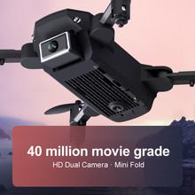 Mini 2 4g Wifi Fpv Mini Drone 720phd kamera składana długa żywotność Drone pilot do zdalnie sterowanego drona drony Дрон С Камерой cheap Perimedes Kamera w zestawie NONE 720 p hd video recording CN (pochodzenie) Brak 15 min Pilot zdalnego sterowania 4 kanały