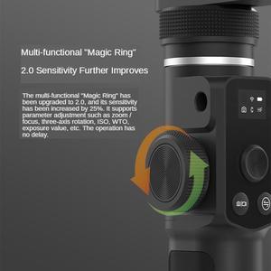 Image 3 - FeiyuTech Feiyu G6 Max 3 Axis Handheld Camera Gimbal Stabilizer for iPhone Samsung GoPro Hero 7 6 5 Mirrorless camera Pocket Cam