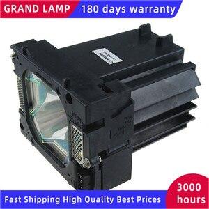 Image 4 - POA LMP124 yedek TV projektör çıplak lamba için konut ile Sanyo PLC XP200L PLC XP200 projektörler mutlu BATE