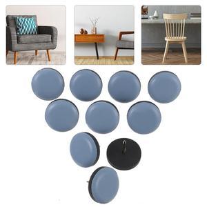 20 шт. мебельные ножные накладки Нескользящая напольная Мебель тапки столы стул диван напольный коврик Мебель ноготь