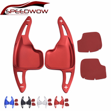 SPEEDWOW Extension de palette de changement de volant de voiture palettes de changement de vitesse en aluminium pour BMW F30 GT X1 X4 Z4 série 3 série 4 série 5