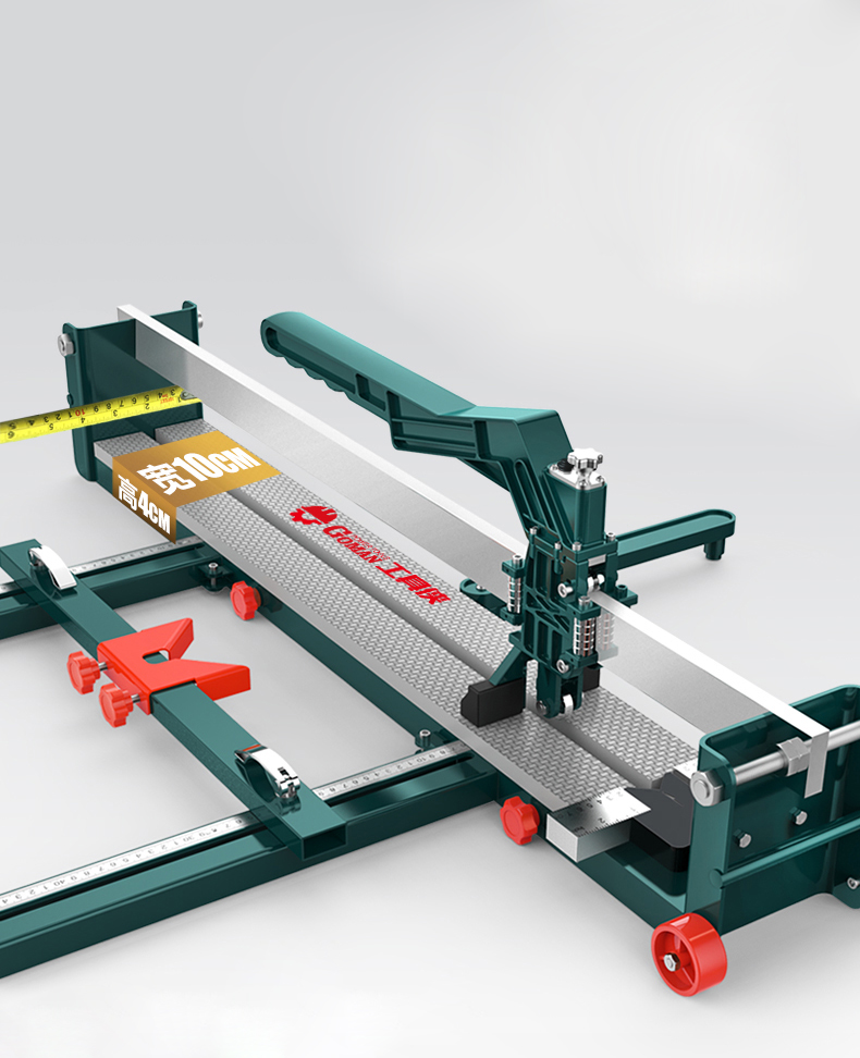 4500.15руб. 5% СКИДКА|Ручной Резак для плитки толкатель 800 1000 толкатель для напольной плитки|Аксессуары для электроинструментов| |  - AliExpress