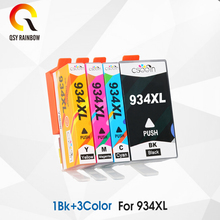 1 Set For Compatible HP 934 935 Ink Cartridge With Chip 934XL 935XL for OfficeJet Pro 6230 6830 6820 Printer