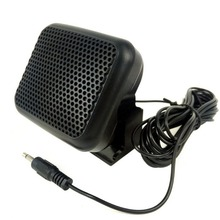 Mini External Speaker NSP - For Yaesu For Kenwood For ICOM For Motorola Ham Radio CB Hf Transceiver External Speaker