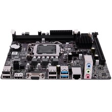 B75 LGA 1155 Desktop Computer Mainboard with SATA II USB3.0/2.0 PCI-E X16 16G DDR3 1600 Motherboard(China)