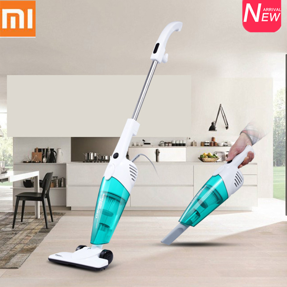 Xiaomi Deerma Handheld Vacuum Cleaner 16000Pa Suction Cleaners Home Aspirador Portable Dust Collector Low Noise Cleaning Machine