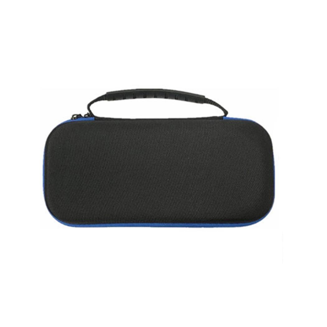 New Travel Carrying Game Protection Storage Package Case Zipper for Nintendo Case Switch Red, Blue, Black