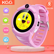цены B5 Kids Smart Watch with Camera GPS WIFI Location Child smartwatch SOS Anti-Lost Monitor Tracker baby GPS Watch PK Q528 Q90 DZ09