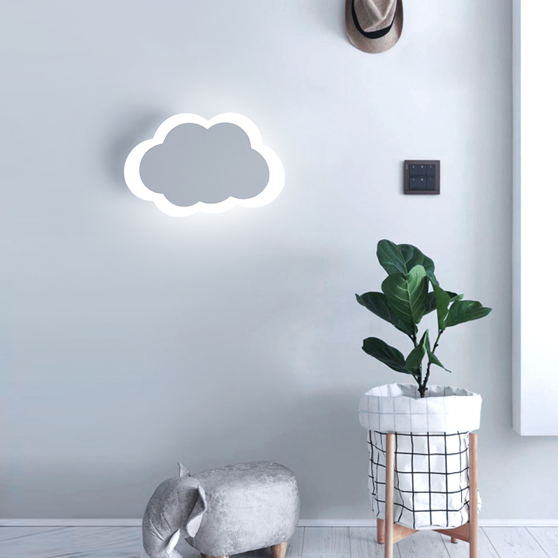 Image 3 - Horsten White Clouds High Power LED Ceiling Chandelier For Living Room Bedroom Home Modern Led Chandelier Lamp Fixture-in Chandeliers from Lights & Lighting