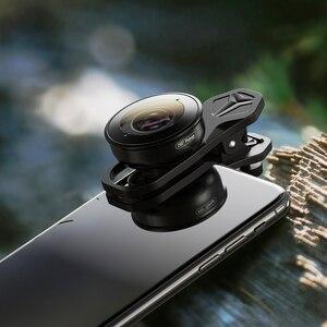 Image 3 - Apexel 195 Độ Ống Kính Mắt Cá Máy Quay Ống Kính Cho Hai Ống Kính Ống Kính Đơn iPhone, Điểm Ảnh, samsung Galaxy Tất Cả Các Điện Thoại Thông Minh Dành Cho Xiaomi