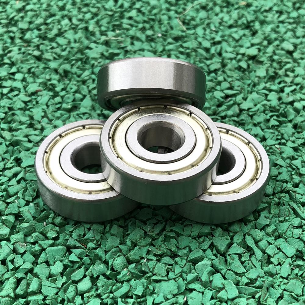 10pcs 6200ZZ S6200ZZ double shielded stainless steel deep groove ball bearing 6200 -2Z 6200Z 6200 S6200 bearings 10x30x9 mm