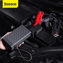 Battery Starter-Booster Car-Charger Power-Bank Auto-Starting-Device BASEUS Jump 16000mah-Car