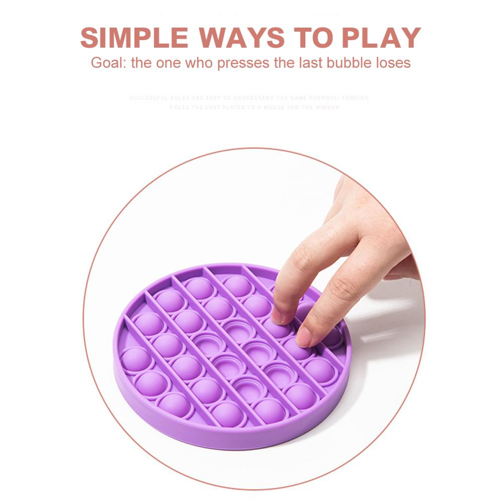 Antistress Toys Bubble Popping Game 4