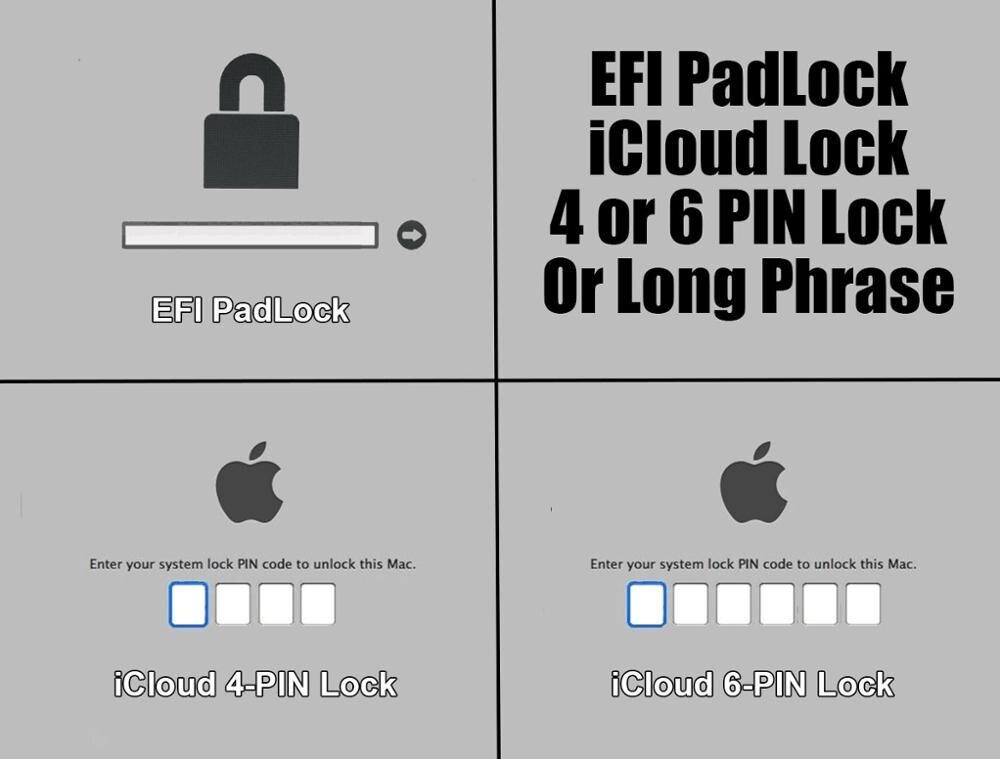 EFI BIOS Card For MacBook Pro 13