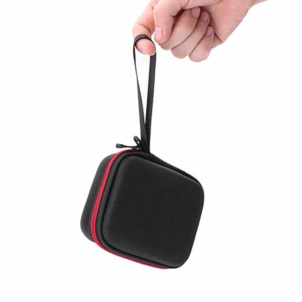 Tragbare Lautsprecher Fall Abdeckung Für JBL Gehen 1/2 Bluetooth Lautsprecher Sound Box Lagerung Tragen Tasche Platz Beutel Mesh Tasche Strap handtasche