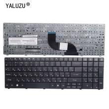 New RU teclado Do Portátil PARA Acer Aspire E1-571G E1-531 E1-531G E1 521 531 571 E1-521 E1-571 E1-521G Preto Russa