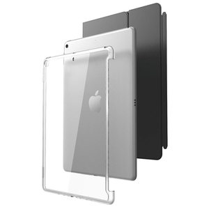 Image 2 - For iPad 10.2 Case (2019 Release) 7th Generation Clear Slim Hybrid Cover,Compatible with Official Smart Cover/Smart Keyboard