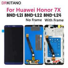 For Huawei Honor 7X LCD Display Touch Screen Digitizer With