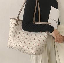 Женские кожаные сумки женские сумка на плечо модная тоут повседневная