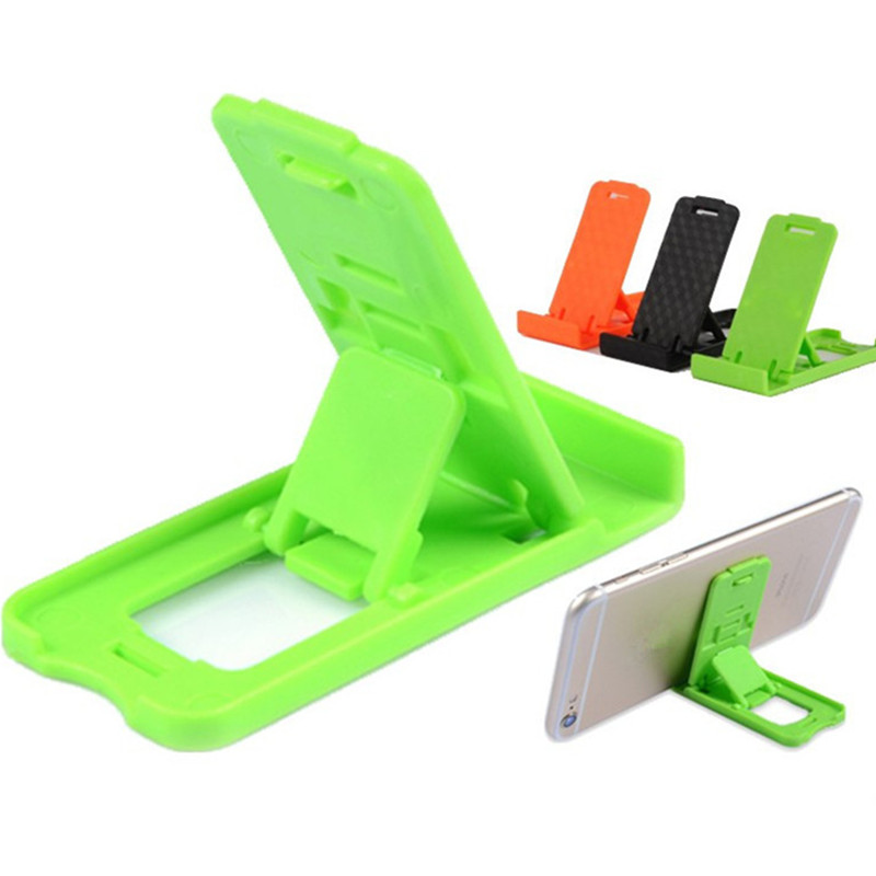 Portable Mini Mobile Phone Holder Foldable Desk Stand Holder Adjustable Universal For IPhone Andorid Phone