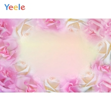 Yeele Wedding Ceremony Rose Flowers Love Ins Style Photography Backdrops Personalized Photographic Backgrounds For Photo Studio