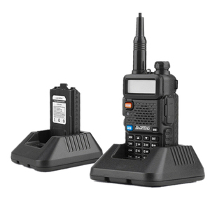Image 5 - 2Pcs Baofeng DM 5R Walkie Talkie Digital DMR Radio VHF UHF DM 5R Ham Radio Amateur HF Transceiver DM5R Compatible with Motorola