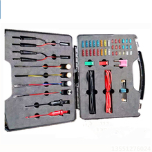 Automotive Circuit Repair Detector zestaw narzędzi do naprawy obwodu czujnik symulator sygnału zestaw narzędzi z diodą testową 1.5m kabel