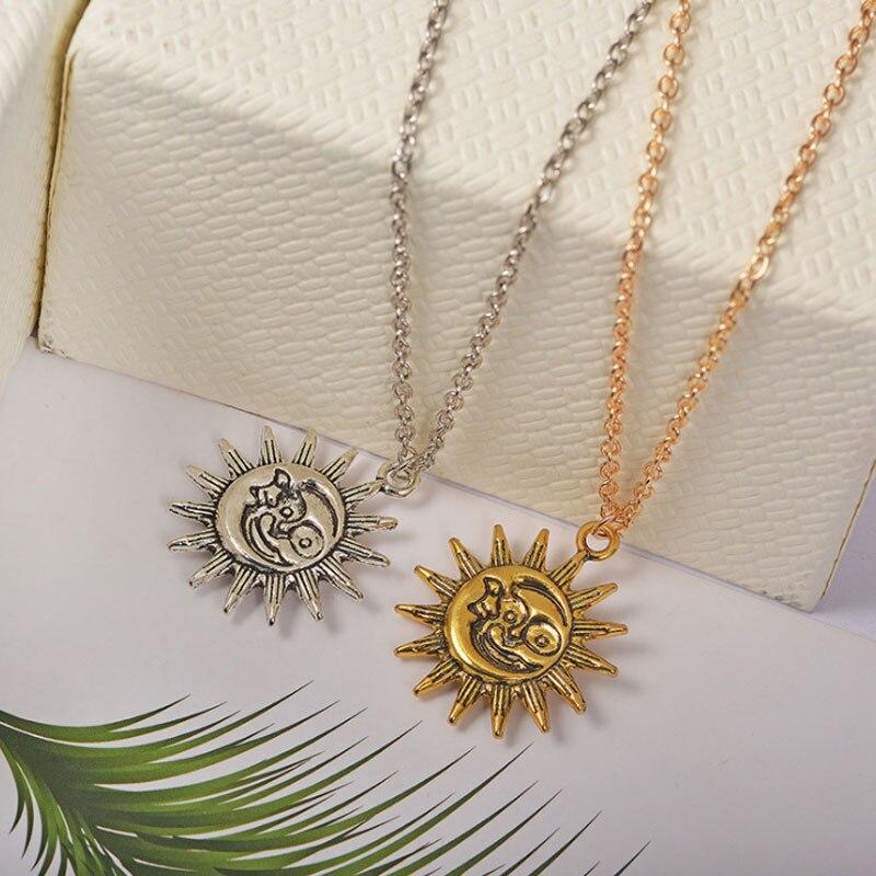 太阳项链-1