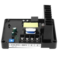GB 160 Single Phase Brush Automatic Voltage Regulator AVR for STC Generator|Voltage Meters| |  -