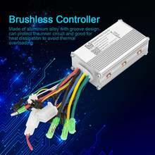 36v 48v 350w 500w для электровелосипедов Матовый контроллер