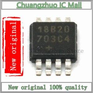 1 шт. /лот DS18B20U MSOP8 DS18B20 18B20 MSOP-8 18B20U SOP DS18B20U + T DS18B20U + TR IC чип новый оригинальный