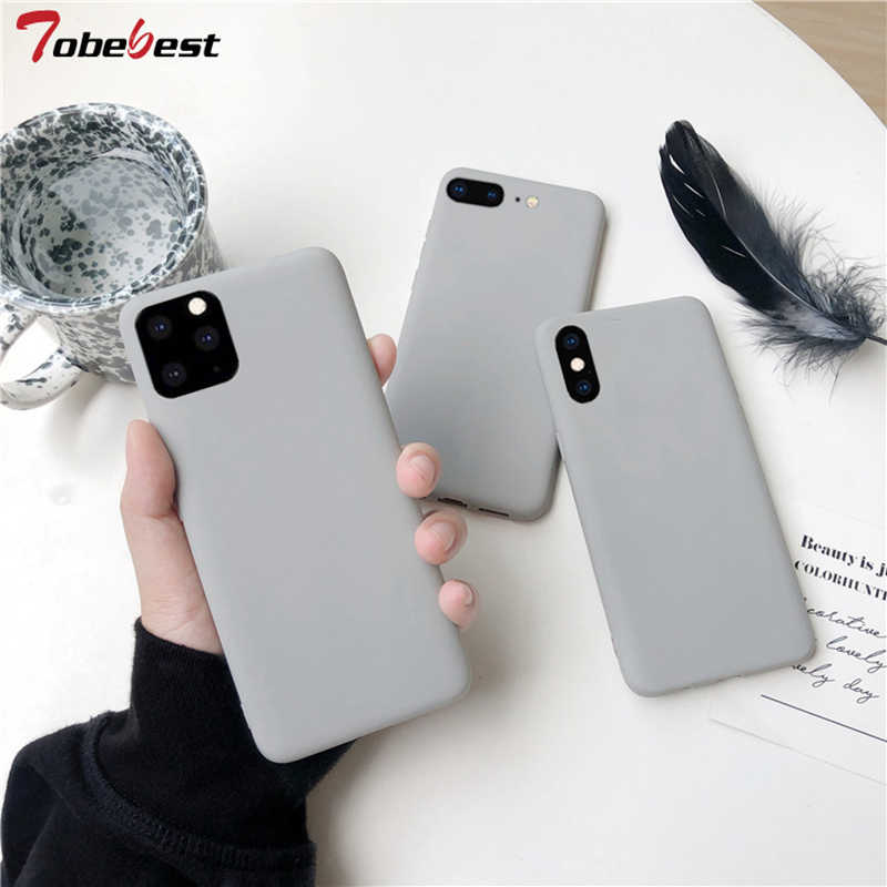 funda iphone 8 gris