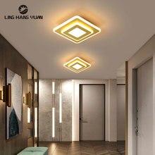 Chandelier Lighting 15W Gold Frame Modern Led Chandelier For Living room Bedroom Corridor Light Star Lamp Led Room Light Lustre