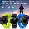 SMAWATCH M5 Smart Watch Smartwatch GPS Bluetooth Calling Compass Barometer Altitude Outdoor Smartwatch Smart Watch Men Women discount
