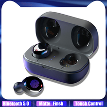 2020 New B5 TWS Mini Bluetooth wireless earphones headphone Touch Control Earpho