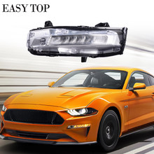 US Version LED Turn Light Fog Light For Mustang 2018+