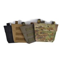 Delustered Crye Plate Carrier Onderbuik Panel Pouch Voor Avs Jpc Cpc TW-P066(China)