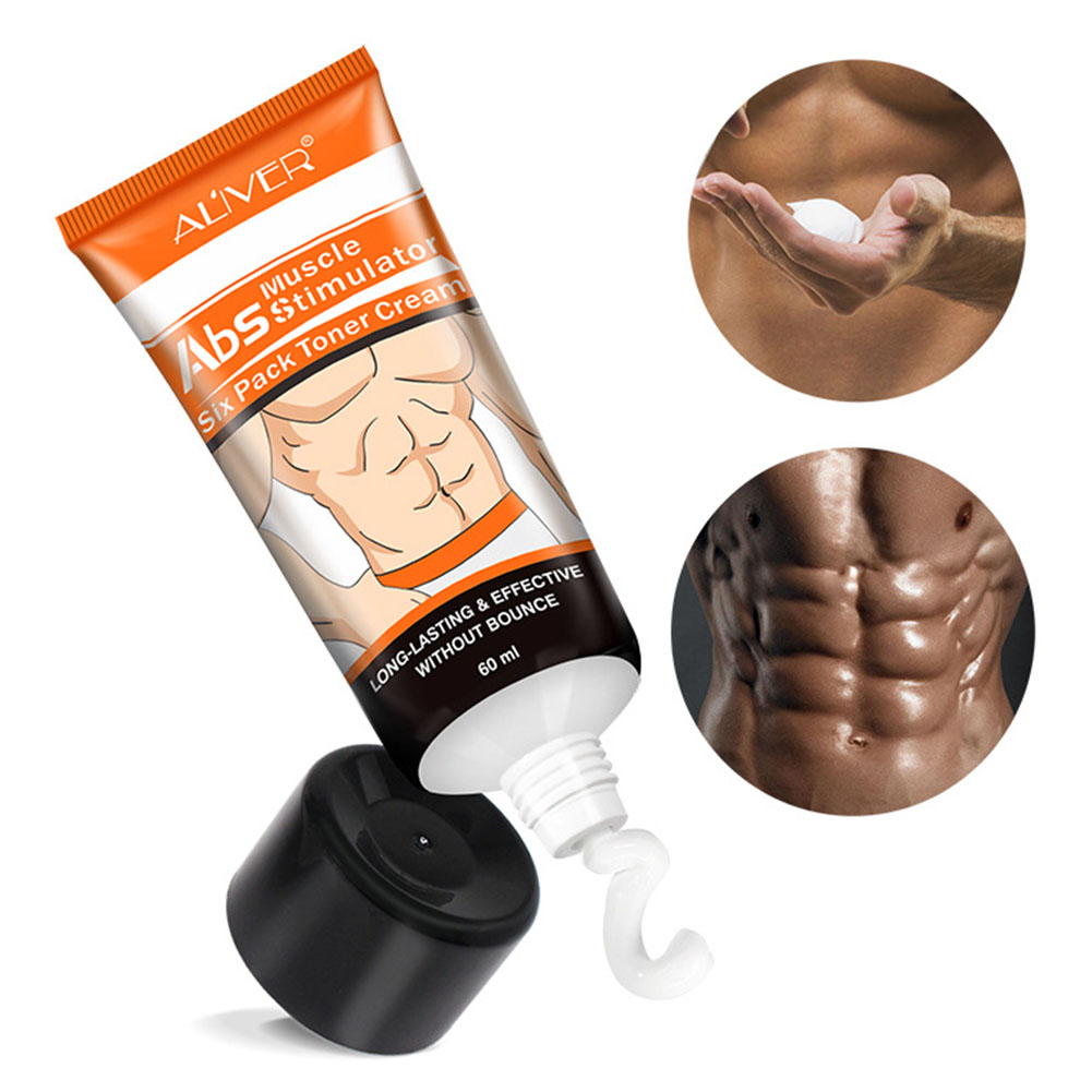 Cellulite Burning Strong Men Muscle Powerful Hormones Body Cream Slimming Gel