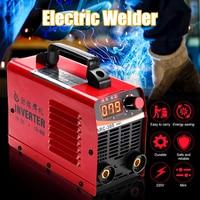 ARC 300 220V LCD Electric IGBT Inverter MMA ARC ZX7 Portable Welding Machine Arc Welders