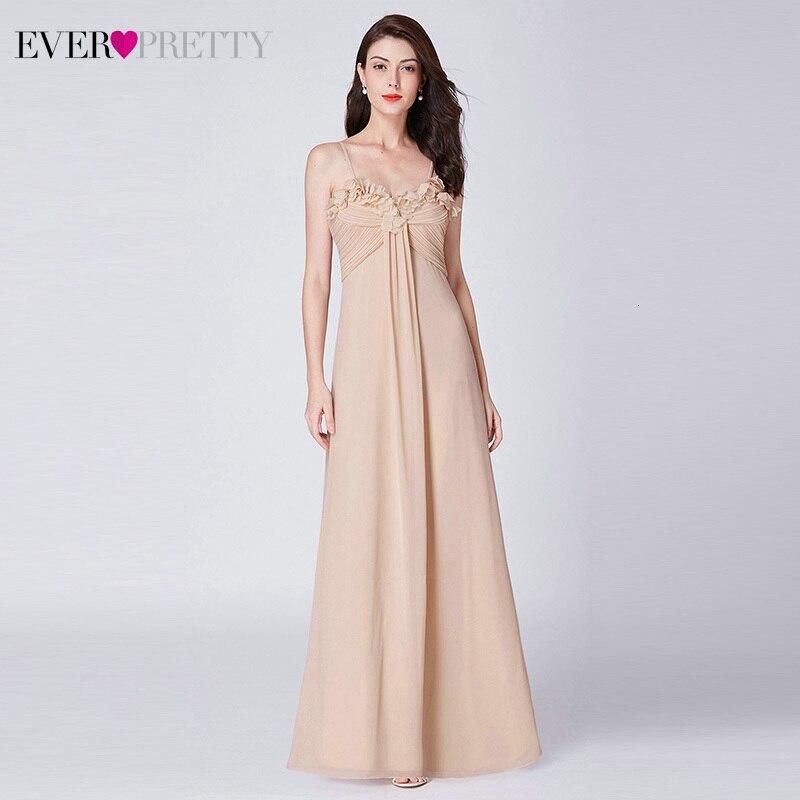 Сексуальные кружевные вечерние платья Ever Pretty А-силуэта с круглым вырезом и рукавом до локтя из тюля прозрачные элегантные длинные вечерние платья Robe De Soiree - Цвет: EP07413BH