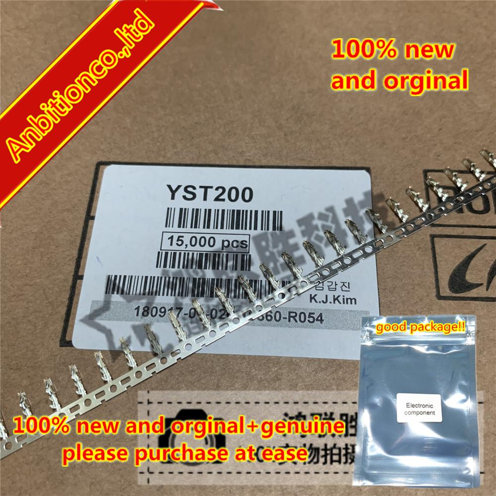 10-100pcs 100% New Original Connector YST200 In Stock