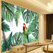 Banana Leaf Tapestry Bird Decoration Wall Hanging Indian Mandala Wall Tapestry Boho Hippie Home Art Flower Plant Leaves 3D Print цена 2017