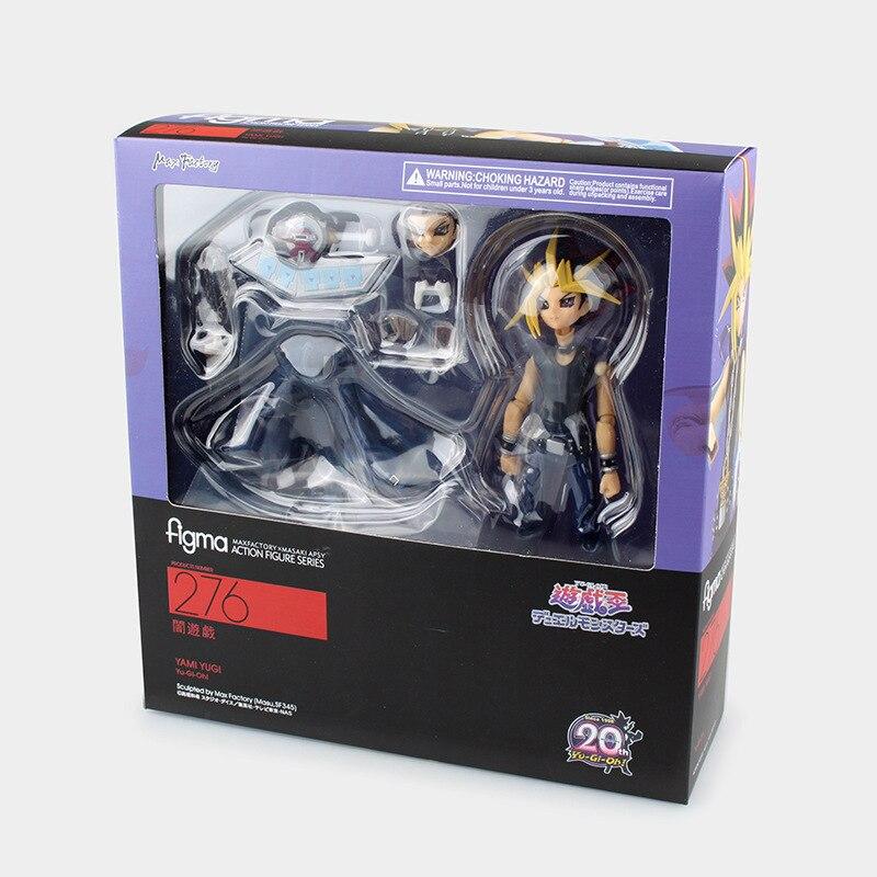 Yu-gi-oh Dark Game Pharaoh Figma 276 #-Pension Funk Mutoh Game Mobile Garage Kit