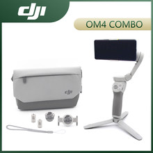 DJI OM4 OSMO Mobile 4 3-Axis Foldable Handheld Gimbal Stabilizer Sefie Stick with Magnetic Design Gesture Control ActiveTrack3.0