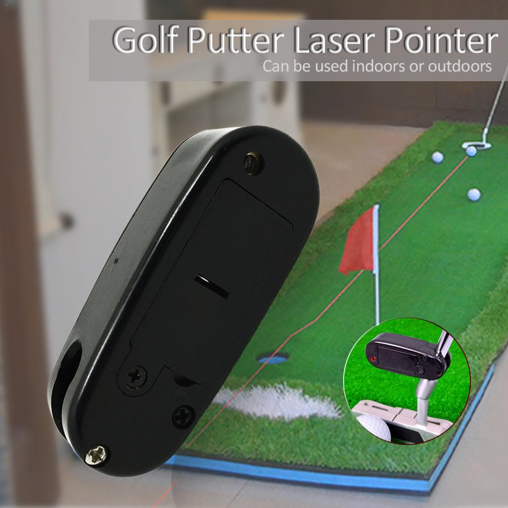 Sports Outdoor Smart Golf Putter Laser Sight Corrector Improve Aid Tool Practice High Quality Golf Accessories