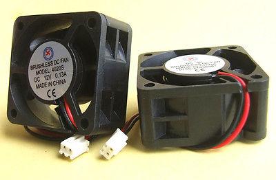 30mm x 30mm x 10mm 3010S 12V 0.06A Brushless DC Cooling Fan LY
